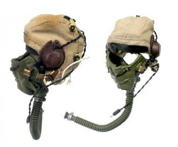 USAAF ww2 pilot helmet (Cloth)