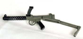 Russian PPS Light machine gun