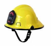 Firemans helmet (yellow)