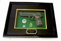 Award Pistol shadow box pistol of choice
