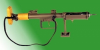 "British "" PIAT "" rocket launcher"