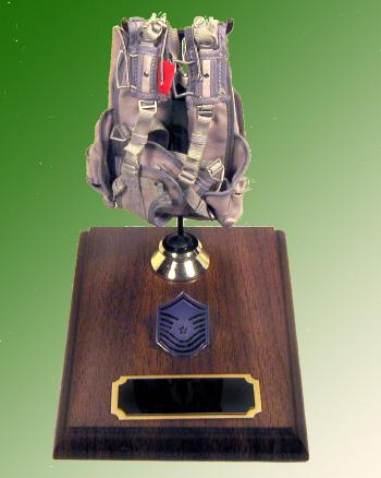 USAF special forces miniature parachute