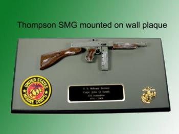 Thompson SMG award presentation
