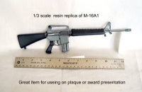 M-16 A1 rifle viet nam era