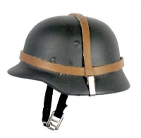 helmet with double bands