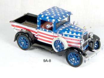 1931 Ford ( Special Patriotic edition) pick up