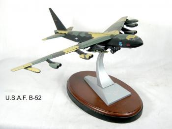 B-52 D on stand