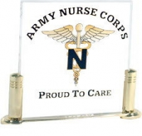 Acrylic / US Army Nurse Corps