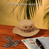 Desert Storm era G.I. Boonie hat in 1/4 scale