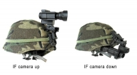 Woodland camo with IF camera