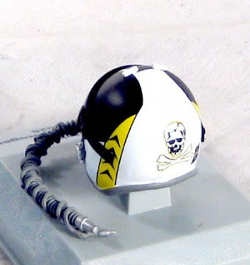1/8th scale Jolly Roger helmet