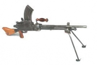 Japanese Type 96 Machine gun