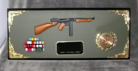 Thompson SMG 1/3 scale award