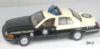 "2000 Ford crown vic ""Florida State Trooper"""