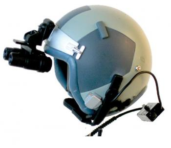 USAF Spec ops Helmet with night vision and radio