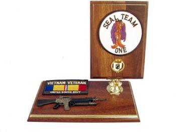 U.S.Navy Viet Nam Veteran two tier set