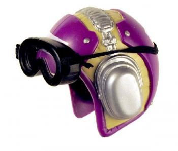 USN Flight deck crew helmet (Purple) fuel handlers