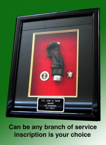 Stick grip shadow box B-8 Stick