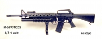 M-16 w/M203 grenade launcher 1/3rd scale