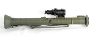 U.S. AT-4 Rocket Launcher with night scope (PVS-4 )