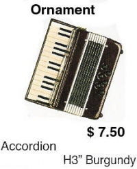 miniature Accordian