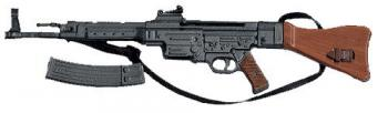 German MP-43 sub machine gun