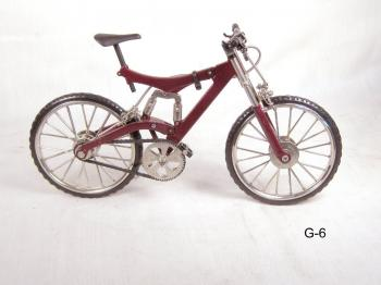 Modern style bicycle