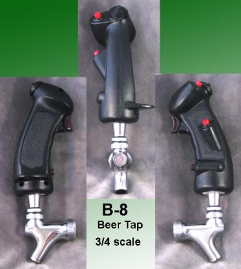 B 8 Stick Grip --as Beer Tap Handle