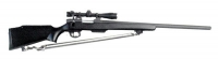 ( Remington ) M-700 bolt action sniper rifle with scope