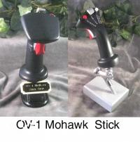 OV-1 Mohawk stick grip