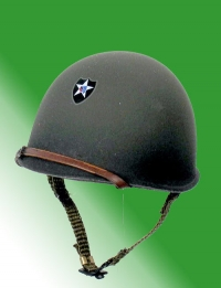 2 nd Infantry helmet