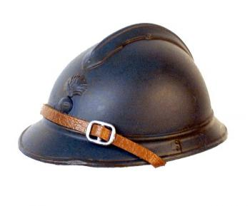 WW 1 helmet ( Blue )