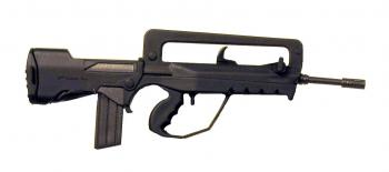 French Famas G2 Commando assult rifle