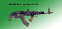 AKU-94 Bull pup assult rifle
