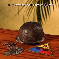WW2 G.I. 1/4 scale helmet