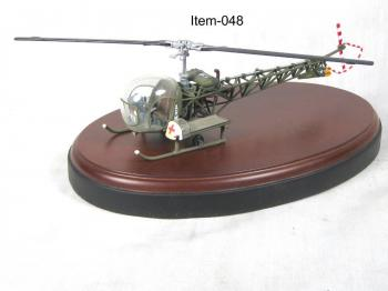 U.S.Army Bell helicopter med-o-vac