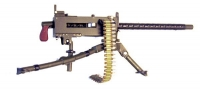 U.S. 30 Cal air cooled machine gun TYPE (A)