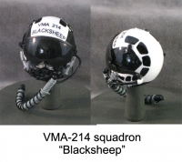 U.S. M.C. VMA-214 ( Black sheep sq )