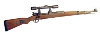 German KM-98 W/scope