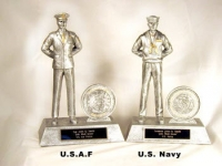 Sailor and Airman at rest award base