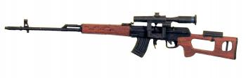 Russian Dragunov Sniper (long barrel)