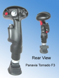 British Panavia Tornado F3 Stick Grip