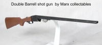 Double Barrell shot gun Mark collectables