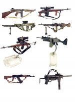 Miniature Guns & Display