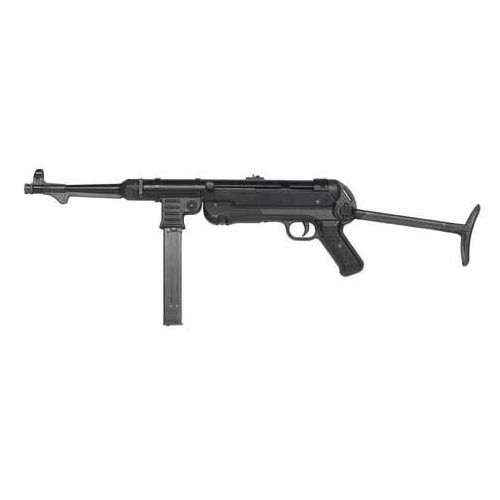 German MP-40 SMG - Click Image to Close