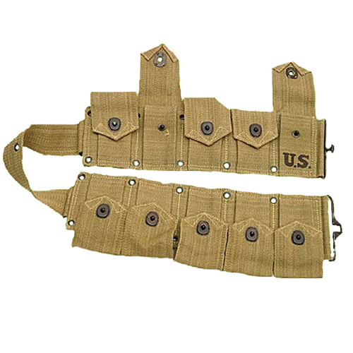 M1 Cartridge Belt Repro - Click Image to Close