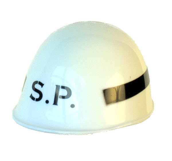 Shore Patrol helmet liner - Click Image to Close