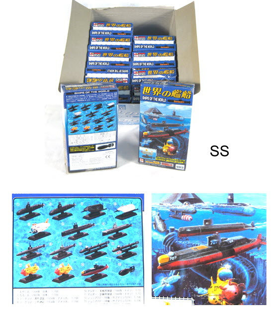 Assortment of 11 miniature ships of the world - Click Image to Close