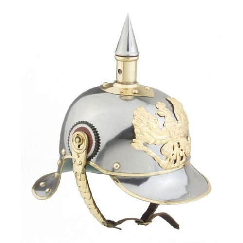 WW1 German Picklehaupe Helmet - Click Image to Close