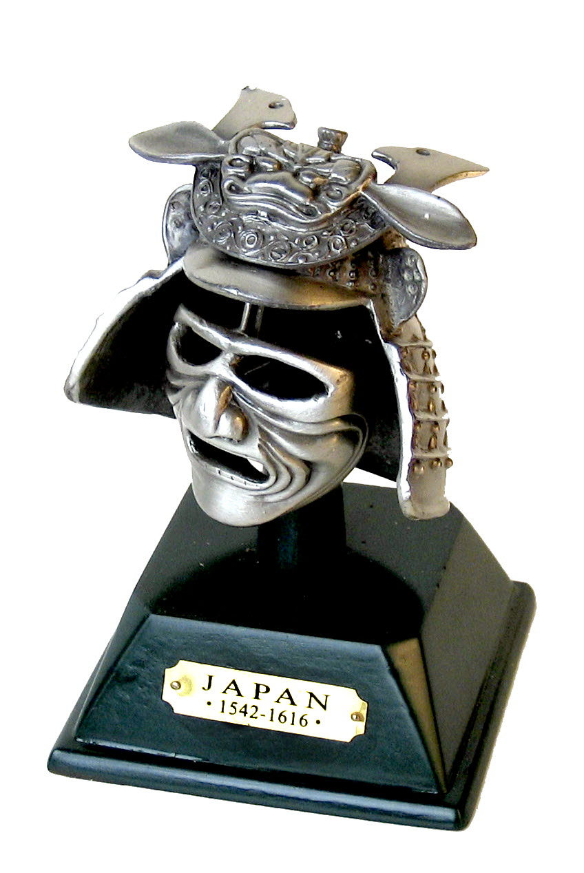 Japan 1542 - 1616 (Pewter) - Click Image to Close
